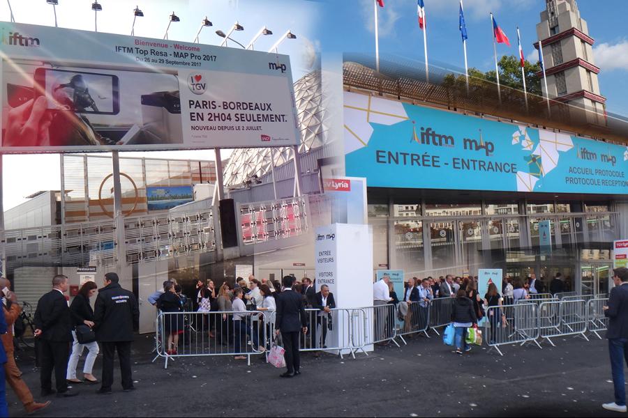 GOA TOURISM IFTM 2017 IN PARIS Alica